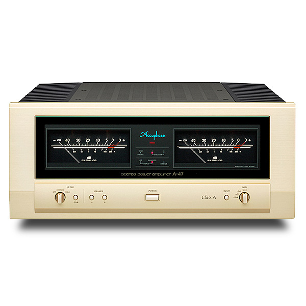 ACCUPHASE/�p���[�A���v/A-47