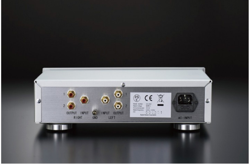 DS AUDIO DS002 Equalizer