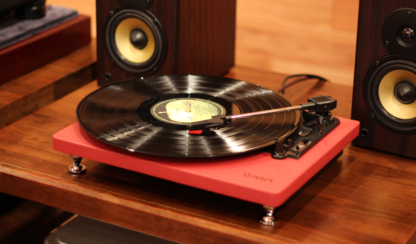 ION Audio Compact LP