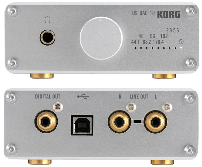 KORG DA-DAC-10