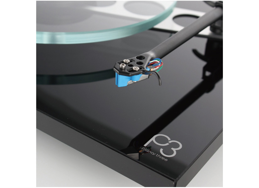 REGA Planar 3 with Elys 2 50Hz