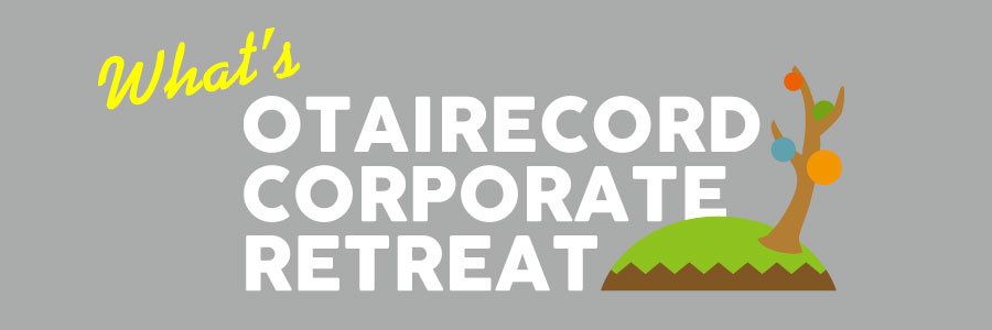 OTAIRECORD CORPORATE RETREAT at 日間賀島