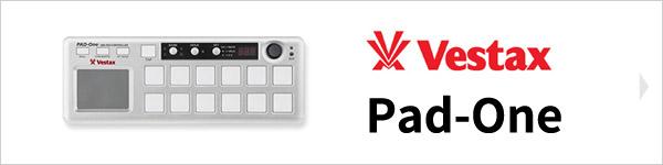 Vestax USB・MIDIパッドコントローラー PAD-One