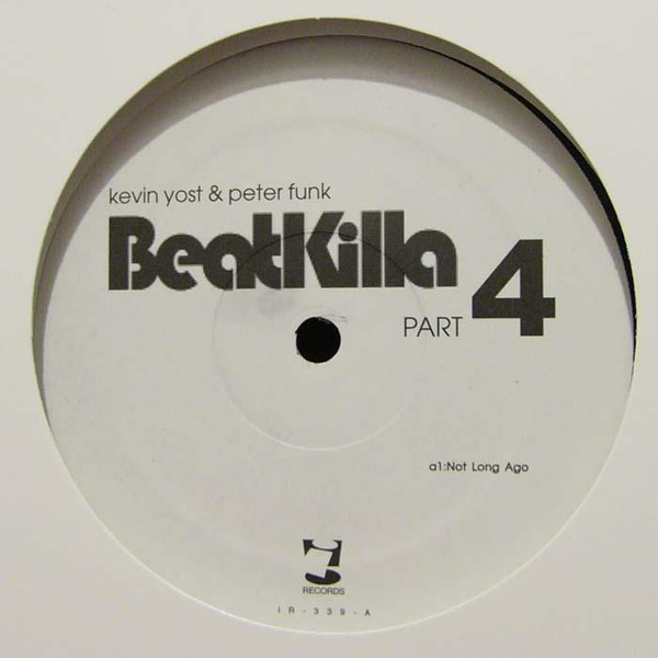 商品詳細 : 【中古・USED】KEVIN YOST & PETER FUNK(12) BEATKILLA PART 4【HOUSE】