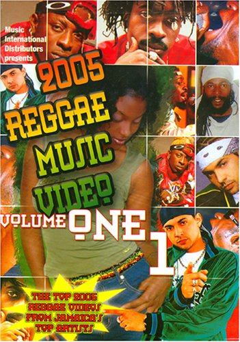 商品詳細 : V.A.(DVD) 2005 REGGAE MUSIC VIDEO VOL.1