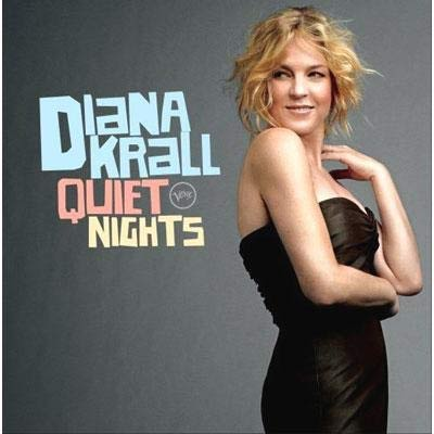 DIANA KRALL (ダイアナ・クラール) (LP 180g重量盤) QUIET NIGHTS