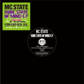 商品詳細 : MC STATE(12) KOBE STATE OF MIND E.P.