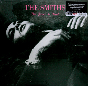 商品詳細 : THE SMITHS(LP 180g重量盤) THE QUEEN IS DEAD