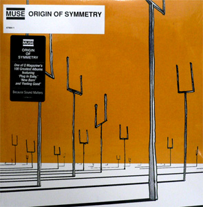 商品詳細 : 【OTAIRECORD ULTRA VINYL SALE!枚数限定20%OFF!】MUSE(2LP) ORIGIN OF SYMMETRY