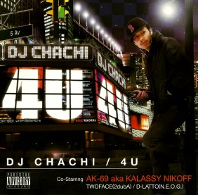 商品詳細 : DJ CHACHI(MIX CD) 4U