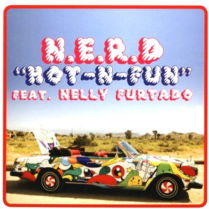 商品詳細 : N.E.R.D(12) HOT-N-FUN FEAT.NELLY FURTADO (UK)