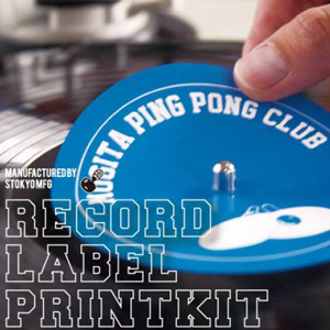 商品詳細 : STOKYO / RECORD LABEL PRINT D.I.Y KIT