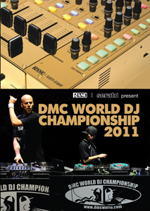商品詳細 : DMC(DVD) DMC WORLD DJ CHAMPIONSHIP 2011 & ELIMINATIONS
