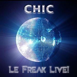 CHIC(LP 180g重量盤) LE FREAK LIVE!