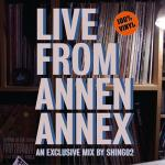 SHING02(MIX CD) LIVE FROM ANNEN ANNEX
