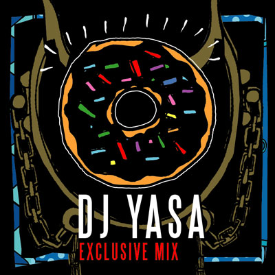 商品詳細 : DJ YASA (MIX CD) EXCLUSIVE MIX