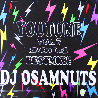 商品詳細 : DJ OSAMNUTS(MIX CD) YOU TUNE VOL.7
