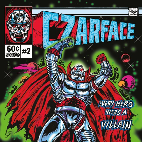 商品詳細 : CZARFACE(2LP)EVERY HERO NEEDS A VILLAIN