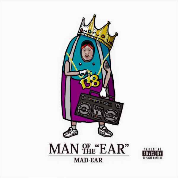 商品詳細 : MAD-EAR (CD) MAN OF THE [EAR]
