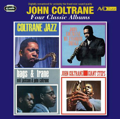商品詳細 : JOHN COLTRANE(2CD)FOUR CLASSIC ALBUMS