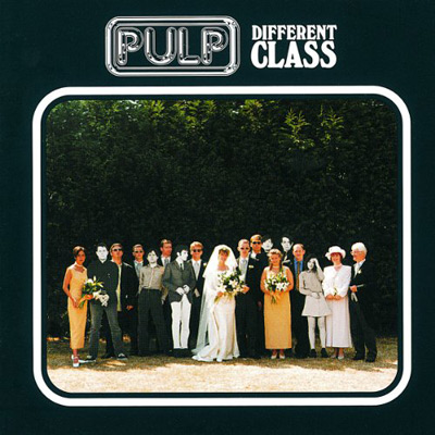 商品詳細 : PULP(LP 180g重量盤)DIFFERENT CLASS