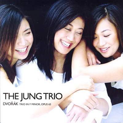商品詳細 : THE JUNG TRIO(LP 180g重量盤/45回転盤) DVORAK:TRIO IN F MINOR,OPUS 65