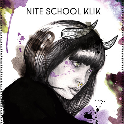 商品詳細 : NITE SCHOOL KLIK(EP)NITE SCHOOL KLIK(DJ SHADOW & G.JONES)