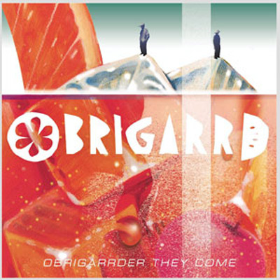 商品詳細 : OBRIGARRD(CD) OBRIGARRDER THEY COME