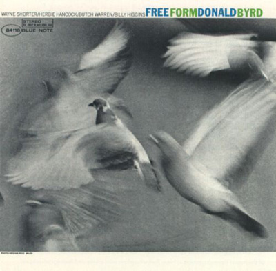 商品詳細 : DONALD BYRD(180G重量盤/LP) FREE FORM【BLUE NOTE COLLECTION限定盤】
