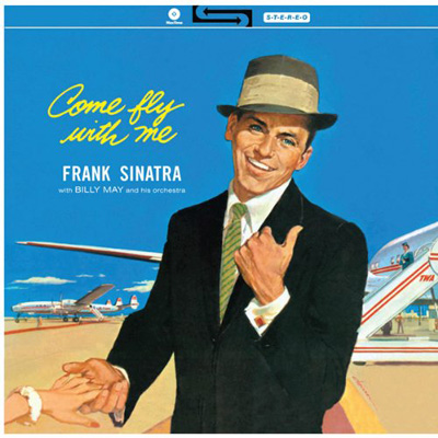 商品詳細 : FRANK SINATRA(LP/180g重量盤) COME FLY WITH ME!+2BONUS TRACK