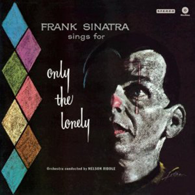 商品詳細 : FRANK SINATRA(LP/180g重量盤) ONLY THE LONELY + 1BONUS TRACK