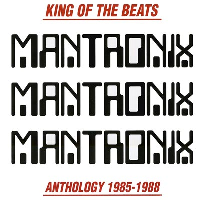商品詳細 : MANTRONIX(2LP) KING OF THE BEATS(ANTHOLOGY 1985-1988)
