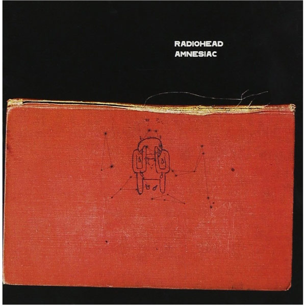 商品詳細 : Radiohead (LP) Amnesiac 【XL Recordings 180g盤】