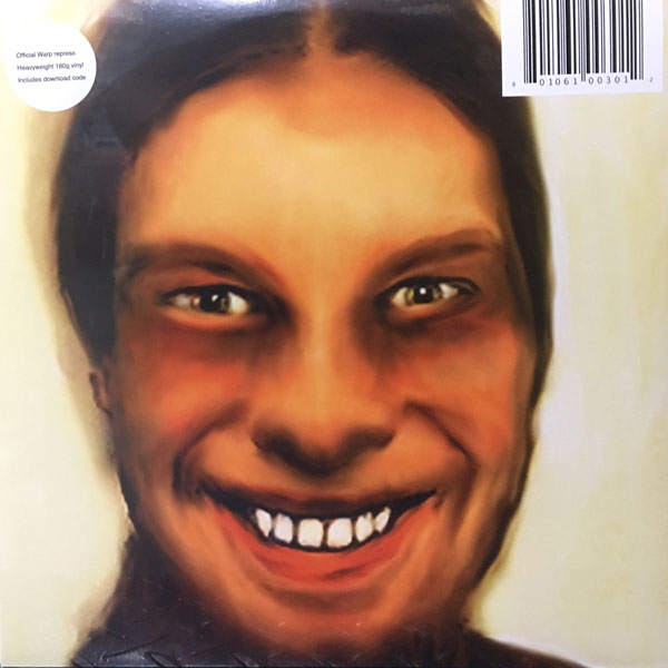 商品詳細 : APHEX TWIN (2LP) I Care Because You Do