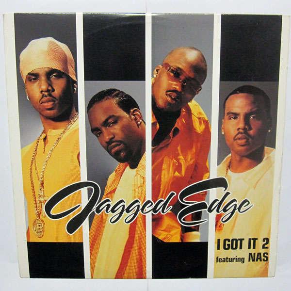 中古 used jagged edge 12 i got it 2 dj機材アナログレコード専門店