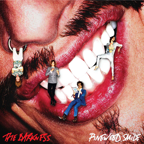 商品詳細 : THE DARKNESS(LP/DLカード) PINEWOOD SMILE