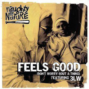 商品詳細 : 【中古・USED】NAUGHTY BY NATURE FEATURING 3LW  (12inch) FEELS GOOD(DON'T WORRY BOUT A THING)