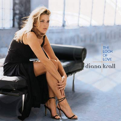 DIANA KRALL(2LP/重量盤) THE LOOK OF LOVE