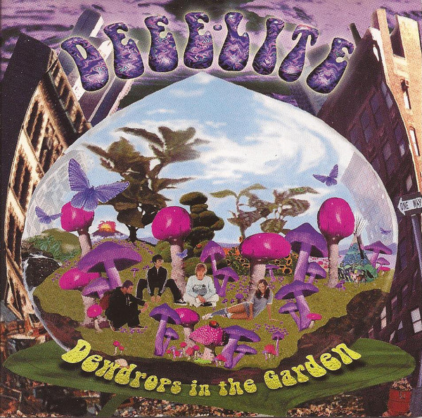 商品詳細 : DEEE-LITE(2LP) DEWDROPS IN THE GARDEN