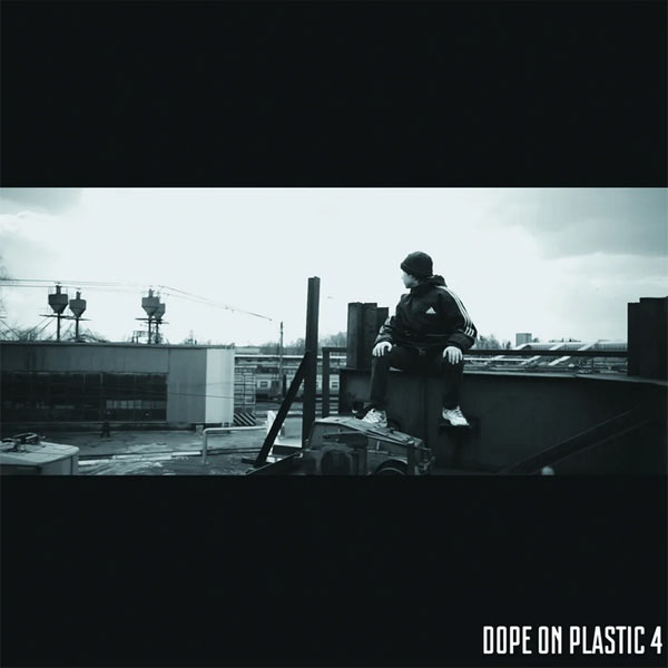 商品詳細 : 【Dope On Plasticシリーズ第4弾】NMCP Studio(LP) Dope On Plastic 4