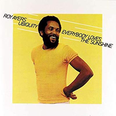 ROY AYERS UBIQUITY(12) EVERYBODY LOVES THE SUNSHINE