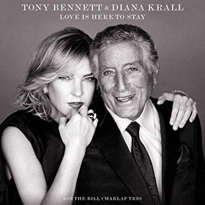 TONY BENNETT & DIANA KRALL(LP) LOVE IS HERE TO STAY