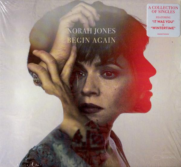 NORAH JONES(LP) BEGIN AGAIN【ダウンロード付き】