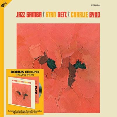 STAN GETZ & CHARLIE BYRD(LP + CD/180g重量盤) JAZZ SAMBA