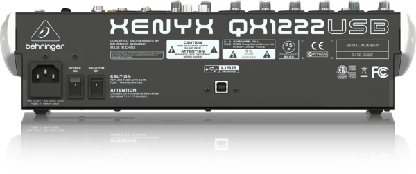 BEHRINGER(ベリンガー) QX1222USB XENYX