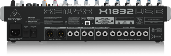 BEHRINGER(ベリンガー) X1832USB XENYX