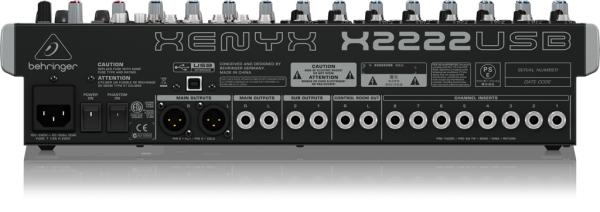 BEHRINGER(ベリンガー) X2222USB XENYX