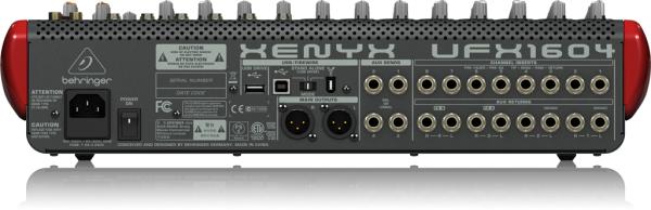 BEHRINGER(ベリンガー) UFX1604 XENYX