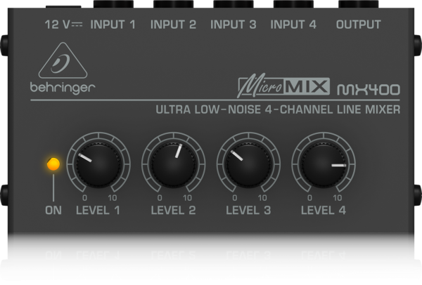 BEHRINGER(ベリンガー) MX400 MICROMIX