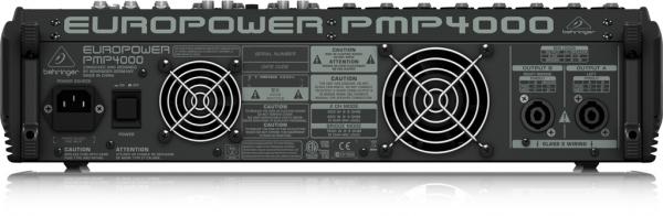 BEHRINGER(ベリンガー) PMP4000 EUROPOWER